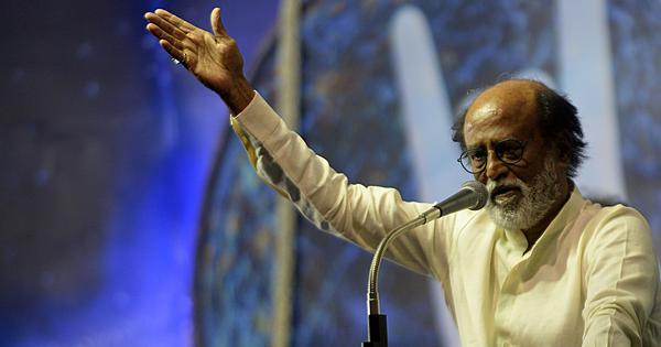 Tamil Nadu: Rajinikanth says attempts are being made to saffronise him but he 'will not be trapped'