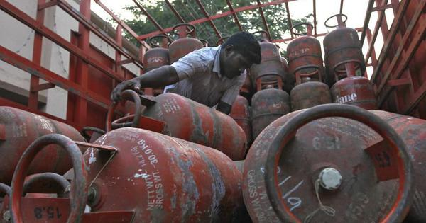Coronavirus: Price of non-subsidised LPG cylinder slashed by up to Rs 65 in metros