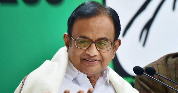 Modi government not so foolish to penalise crores for not cooperating with NPR exercise: Chidambaram