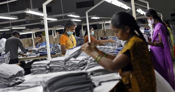 In India, women garment workers are being forced to leave their jobs because of this one reason