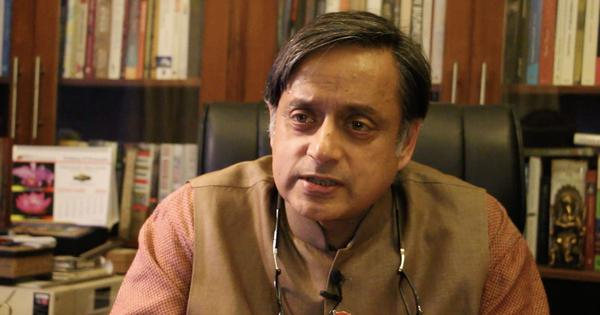Shashi Tharoor files criminal defamation complaint against Ravi Shankar Prasad
