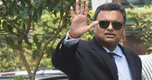 'Not because of father': Tamil Nadu Congress leader hits out at Karti Chidambaram over party rejig
