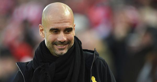 Premier League: Pep Guardiola salutes 'ruthless' Manchester City after record win against Watford