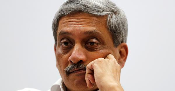 This biography of Manohar Parrikar is more hagiographic than critical, and silent where it matters