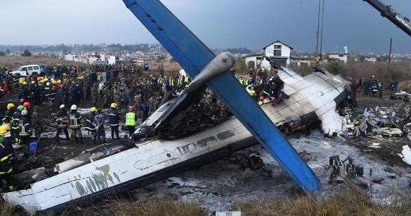 Nepal plane crash: Pilot was smoking in cockpit and 'emotionally disturbed', says inquiry report