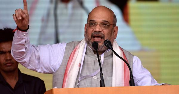 BJP's Coochbehar rally: Amit Shah claims democratic process is being suppressed in West Bengal