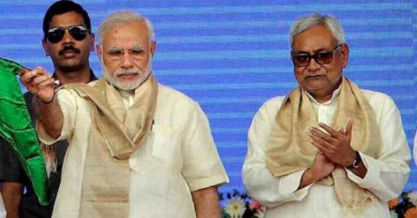 'Nepal not cooperating with Bihar,' Nitish Kumar tells PM Modi during meeting on flood situation