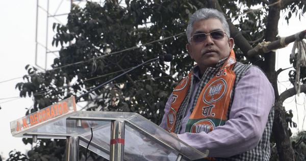 Shaheen Bagh, Park Circus protestors are being given money and fed biryani, says Bengal BJP chief