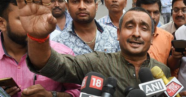 Unnao rape: MLA Kuldeep Singh Sengar convicted by Delhi court