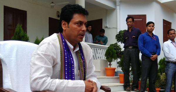 Tripura CM Biplab Kumar Deb says Punjabis, Jats are less intelligent than Bengalis, apologises later