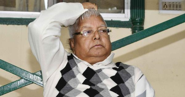 Fodder scam: Jharkhand HC defers Lalu Yadav's bail plea hearing by six weeks