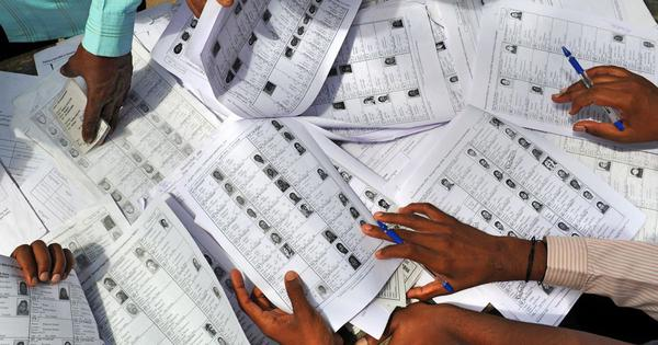 Telangana polls: Chief electoral officer denies that names of large number of voters were missing