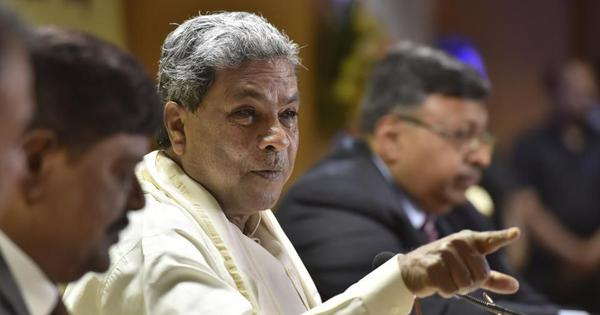 Karnataka: Congress leader Siddaramaiah claims people are scared of those who wear tilak, blames BJP