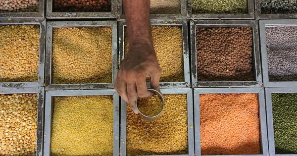 Once a world-leading lentil producer, Nepal is now forced to import dal