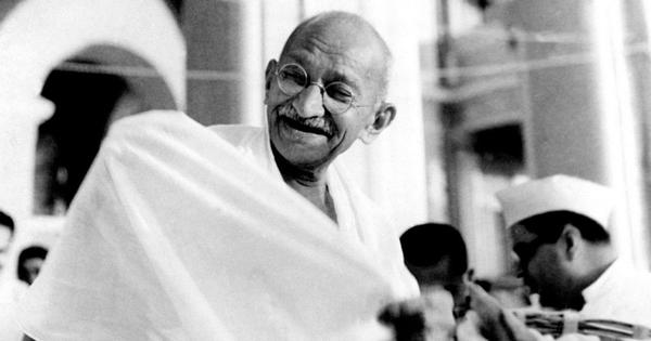 UK considers minting coin to commemorate Mahatma Gandhi