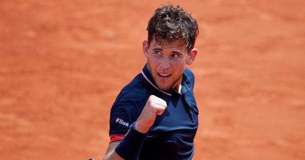 Thiem offers to play mixed doubles with Serena Williams to end French Open press conference row