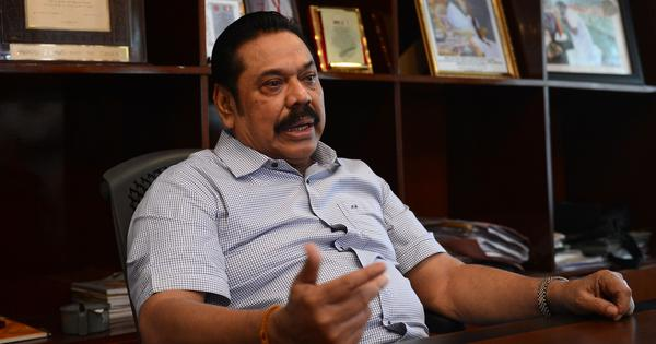 Sri Lankan Parliament has passed no-confidence motion against Rajapaksa government, says speaker