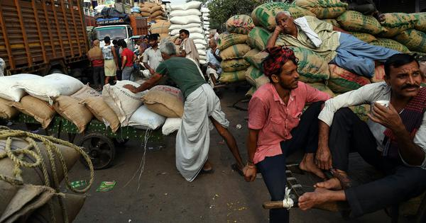 Wholesale price inflation eases to 0.33% in September, shows government data