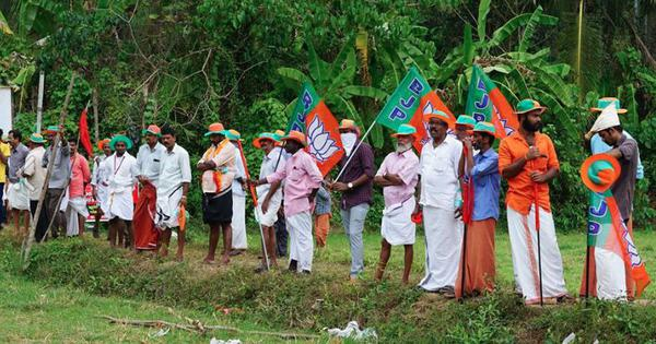 Kerala BJP is facing a credibility crisis on Sabarimala – and it's of the party's own making