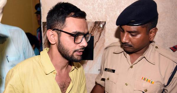Delhi riots: Court criticises 'media trial' against Umar Khalid