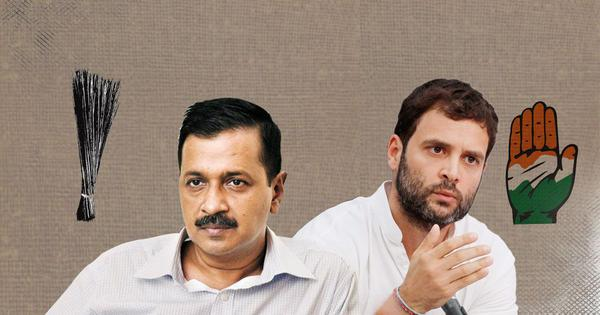 Rahul Gandhi, Arvind Kejriwal face pressure to form alliance – but Delhi Congress doesn't want it