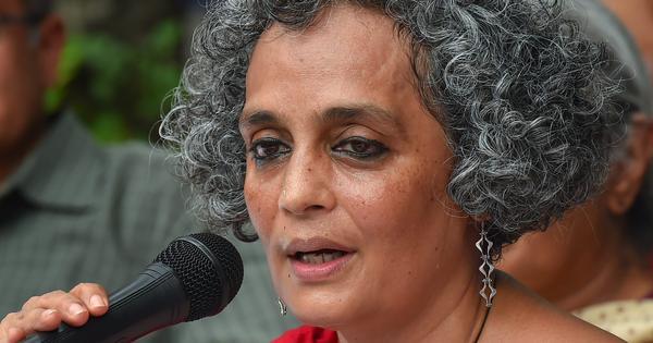 Bhima Koregaon: Arundhati Roy criticises Centre for arresting DU professor Hany Babu