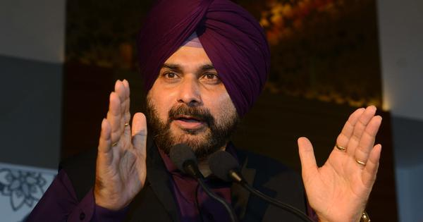Punjab CM Amarinder Singh accepts Navjot Singh Sidhu's resignation from the Cabinet