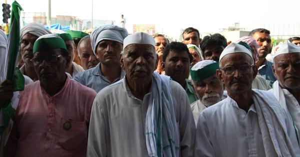Farmers' march: Seven demands were accepted, four are pending