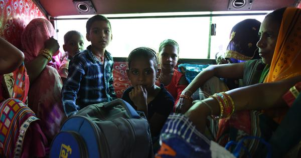 Gujarat migrant exodus: In district that was epicentre of attacks, anger about outsiders taking jobs