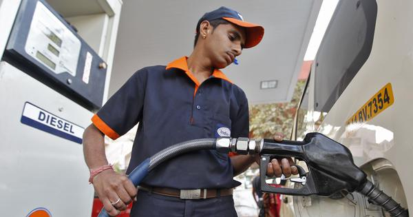 Petrol, diesel prices increased after Budget proposes raising excise duty and road cess