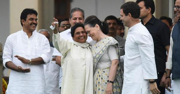 Has Mayawati already put paid to all Congress hopes in Madhya Pradesh – and 2019?