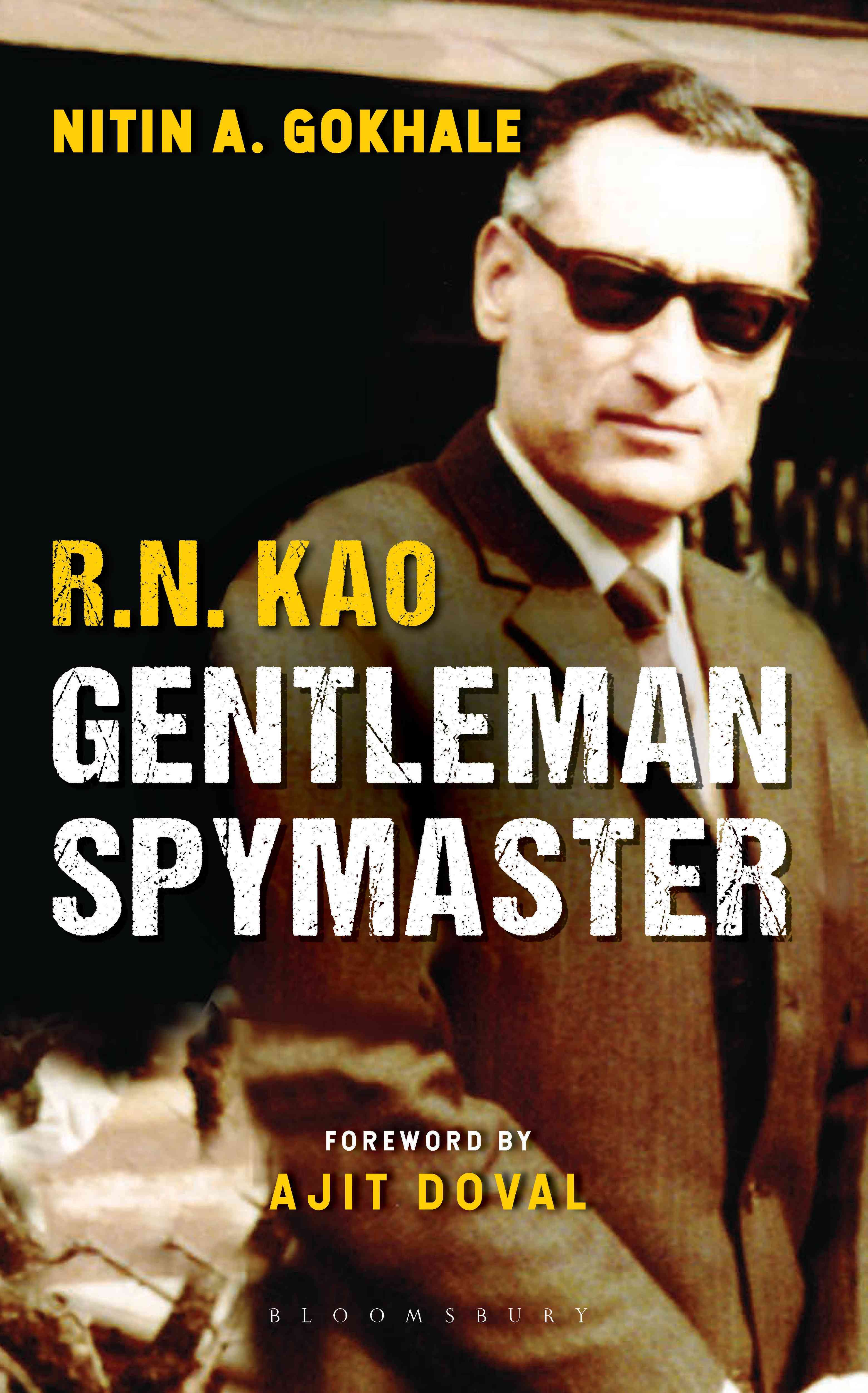 RN Kao: Gentleman Spymaster