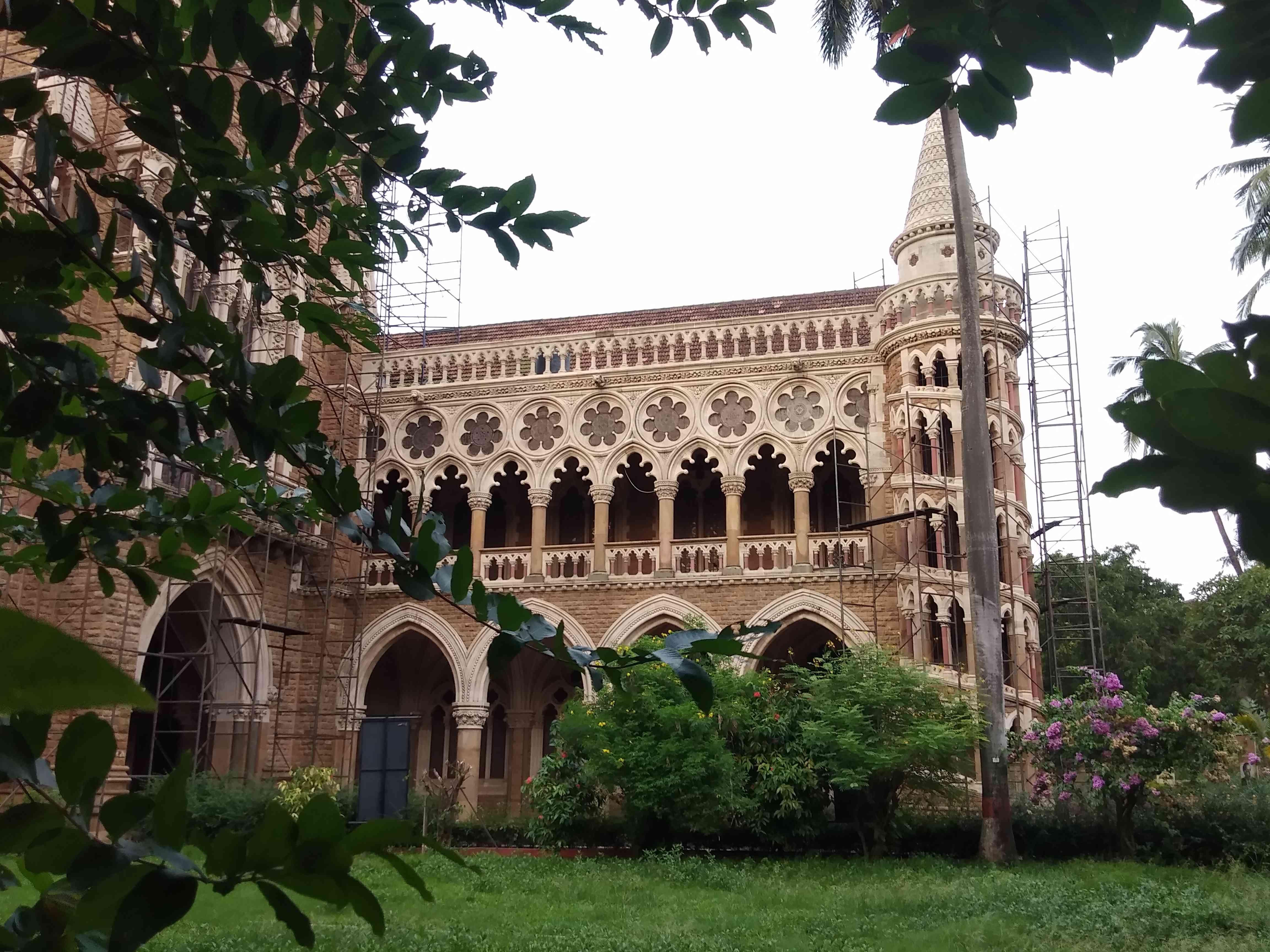 University of Mumbai library