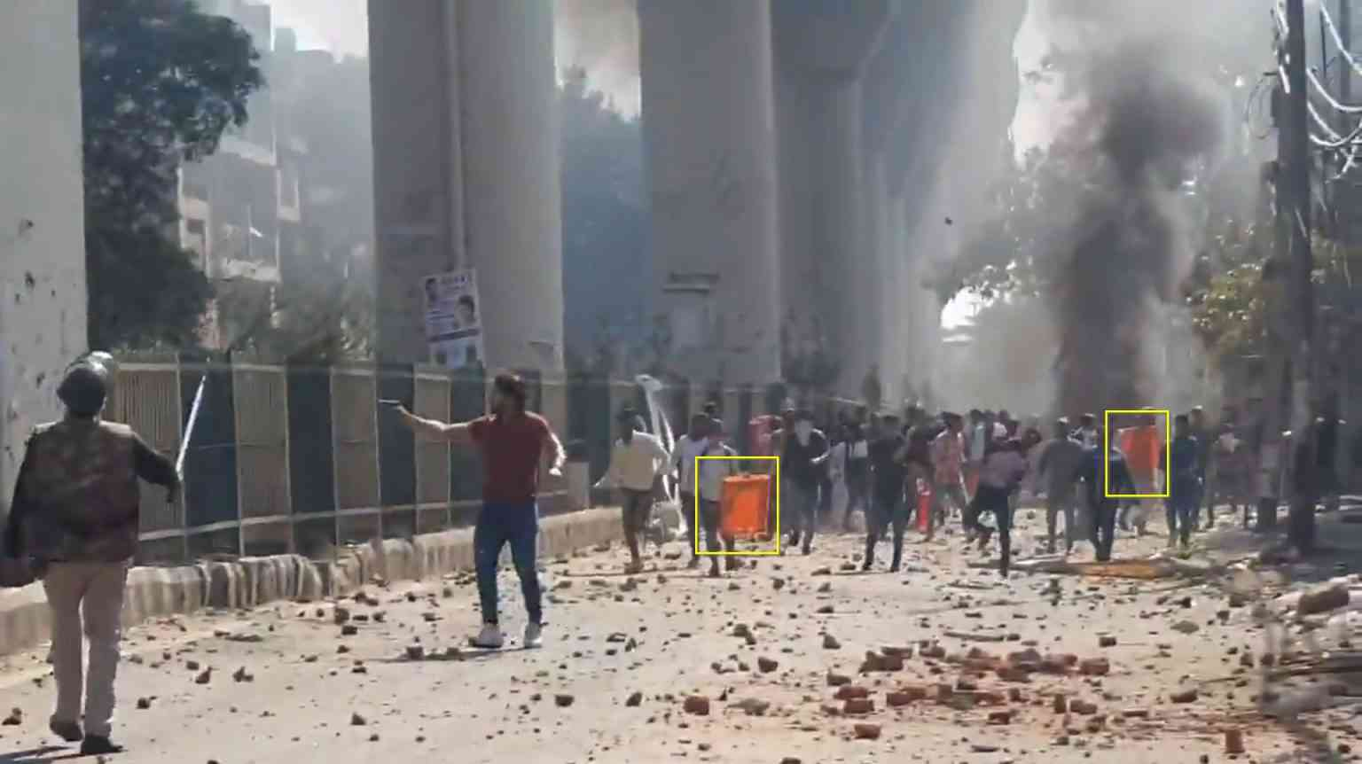 Mumbai put on high-alert after violence in Delhi