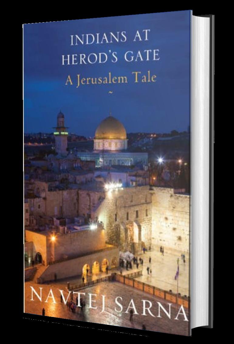 Indians at Herod's Gate: A Jerusalem Tale