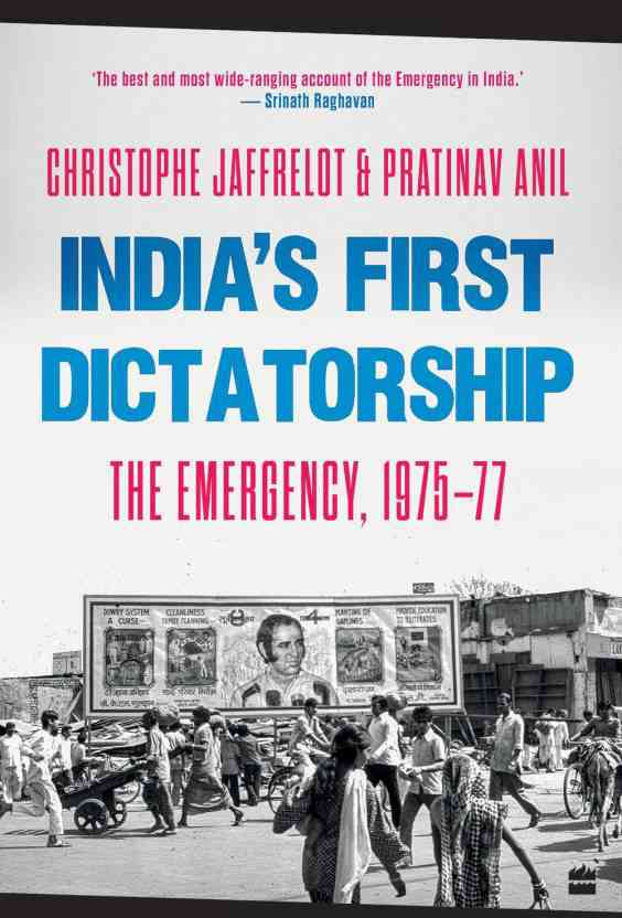 India's First Dictatorship: The Emergency 1975-77