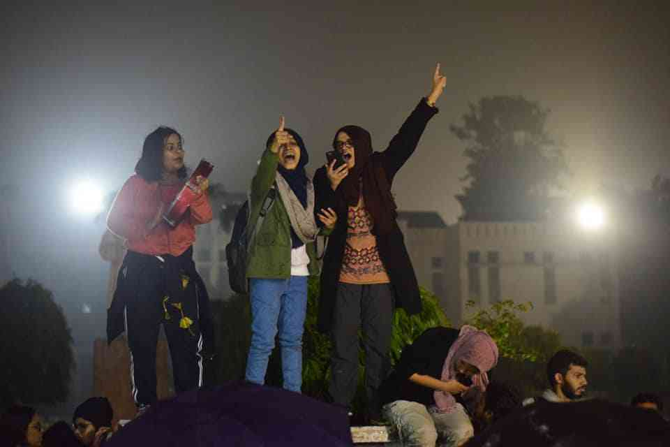 Meet the brave women of Jamia who rescued a fellow student from ...