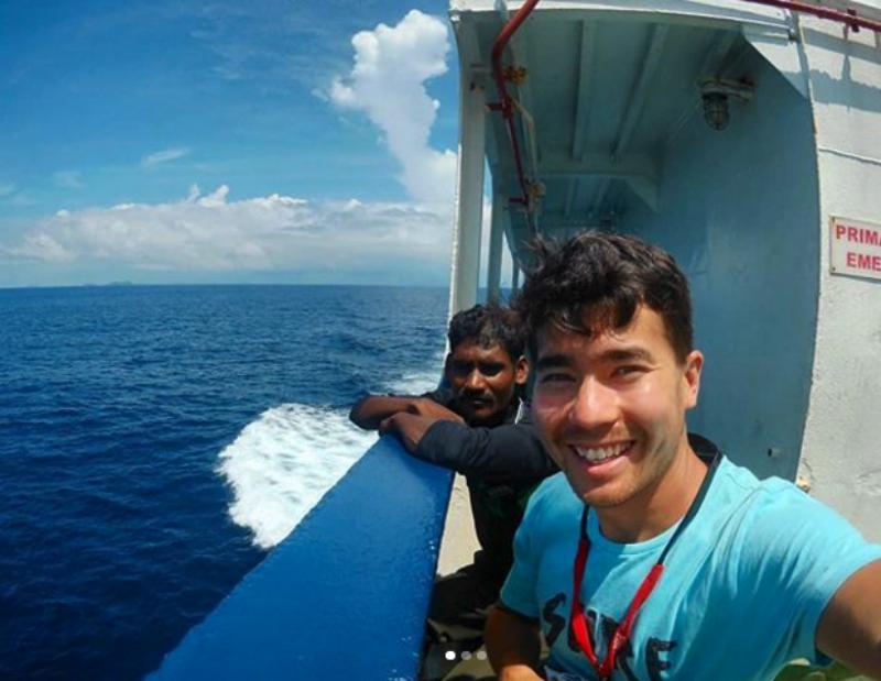 American Christian missionary John Chau was killed by the Sentinelese last month. Photo credit: Instagram/John Chau