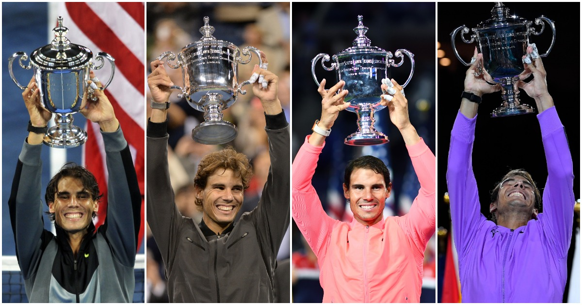 With His Title At Us Open 2019 Rafael Nadal Redefined Greatness Like Only He Could