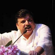 AAP leader Sanjay Singh says talks with Congress for an alliance have been called off