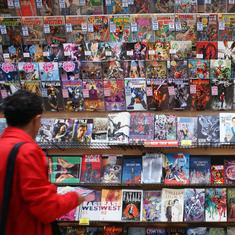 Covid-19 pandemic: The US comic industry has shut down for the first time in 80 years