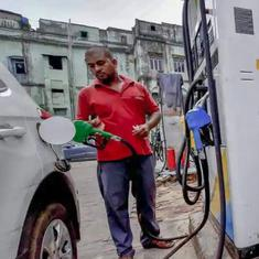 Price of petrol, diesel hiked by 60 paise per litre across India for second day