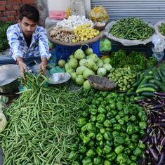 Retail inflation declined to 6.58% in February, government data shows