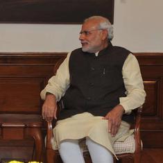 Environment of trust imperative for cordial India-Pakistan relations, PM Modi tells Imran Khan