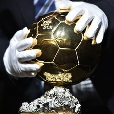 Football: Ballon d'Or won't be awarded in 2020 due to coronavirus pandemic