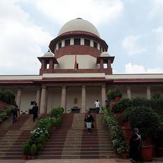 Tamil Nadu: Supreme Court stays disqualification proceedings of two AIADMK legislators