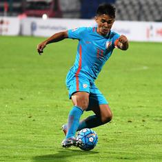 Smaller Indian clubs must be taken into account while making future plans: Sunil Chhetri