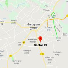 Gurugram: Judge's wife and son shot at, personal security officer arrested