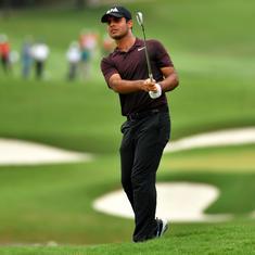 Golf round-up: Sharma tied-second at Italian Open, Atwal likely to miss cut in Houston Open