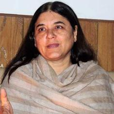#MeToo: Maneka Gandhi urges political parties to set up Internal Complaints Committees